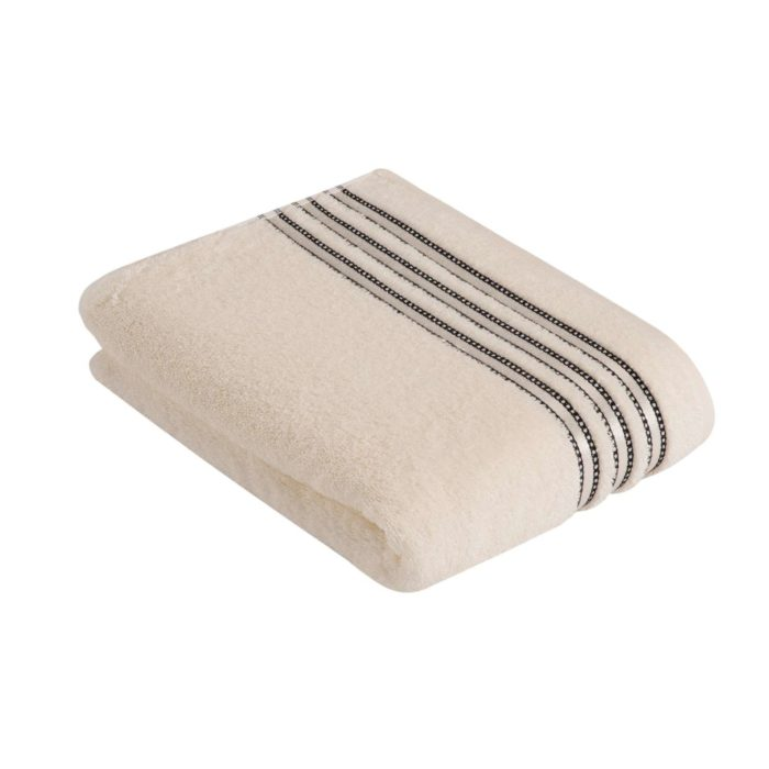 Vossen ręcznik Cult de luxe 103 ivory