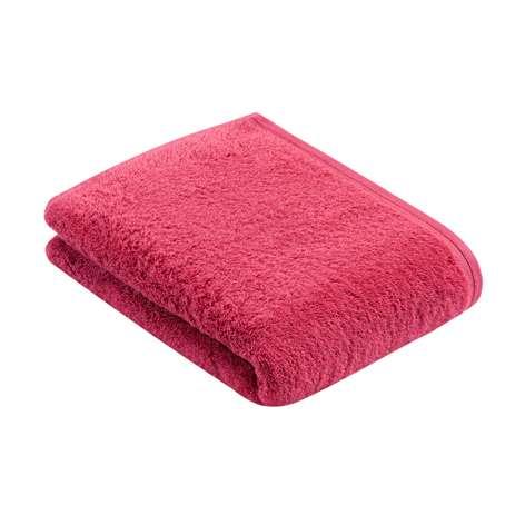 Vossen ręcznik Vegan Life 3480 maroon