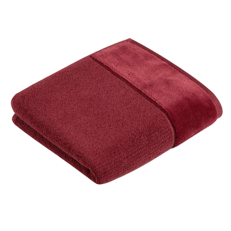 Vossen ręcznik Pure 381 red rock