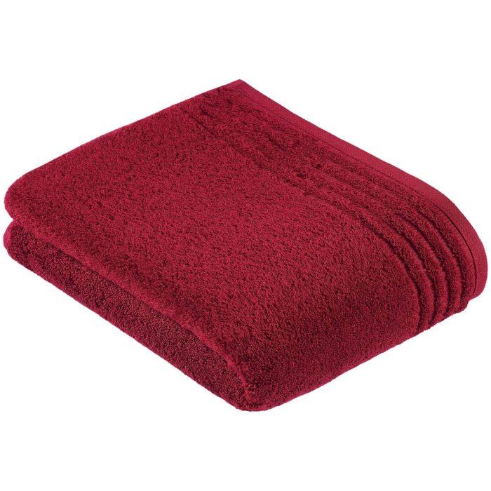 Vossen ręcznik Vienna Style 390 rubin