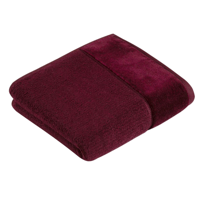 Vossen ręcznik Pure 398 berry