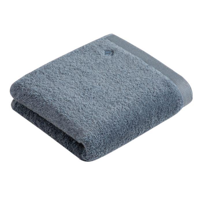Vossen ręcznik High Line 4695 dusty blue