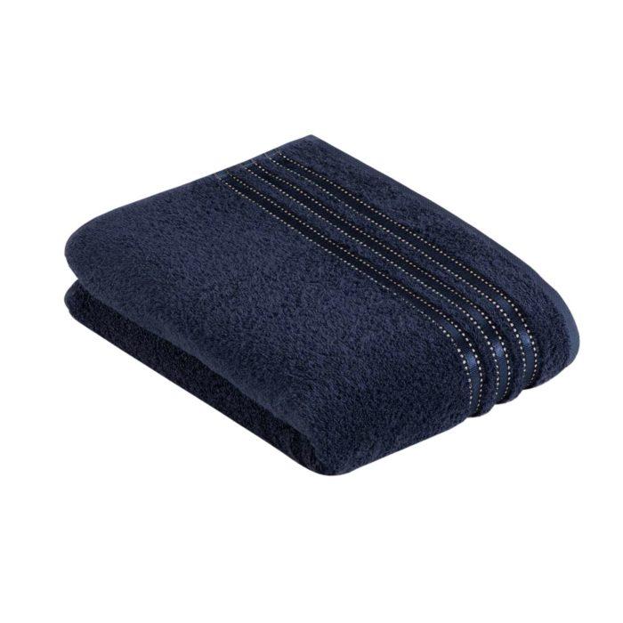 Vossen ręcznik Cult de luxe 483 aubergine
