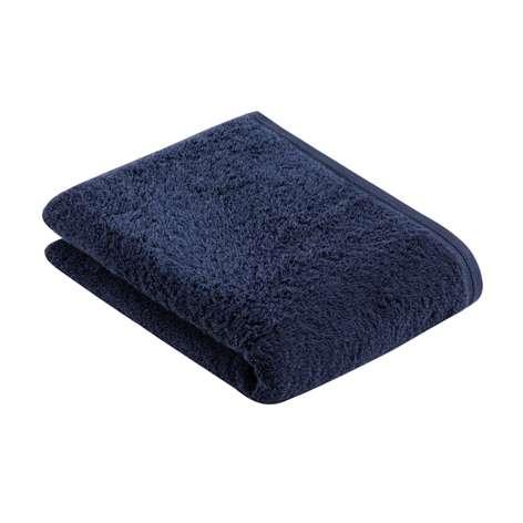 Vossen ręcznik Vegan Life 493 marine blau