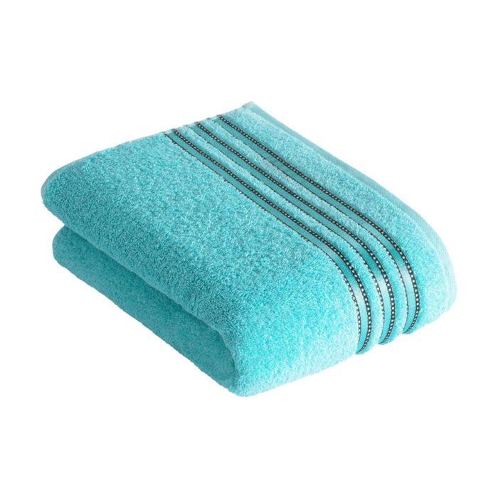 Vossen ręcznik Cult de luxe 534 light azure