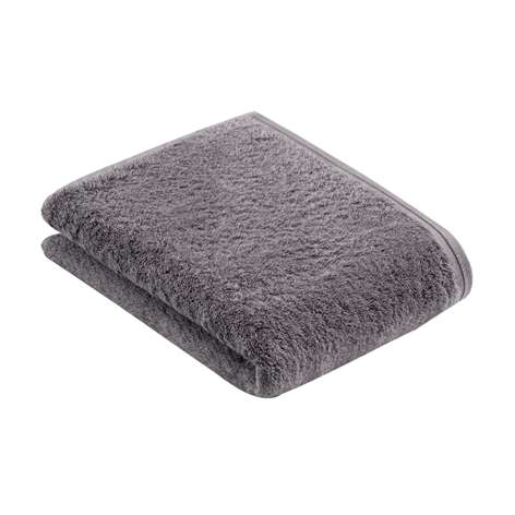 Vossen ręcznik Vegan Life 741 dunkelgrau
