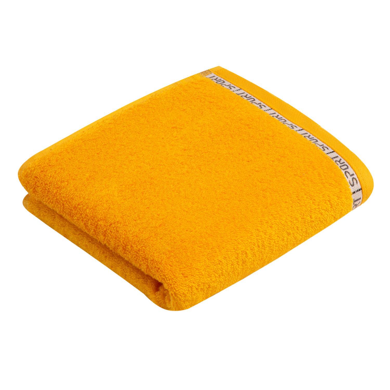 Vossen ręcznik Rocky 244 amber