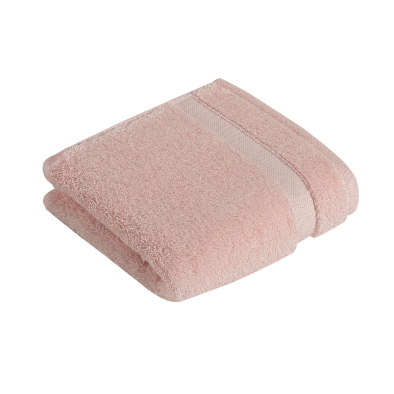Vossen ręcznik Scala 237 pale rose