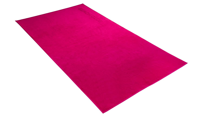 Vossen ręcznik beach club 377 cranberry
