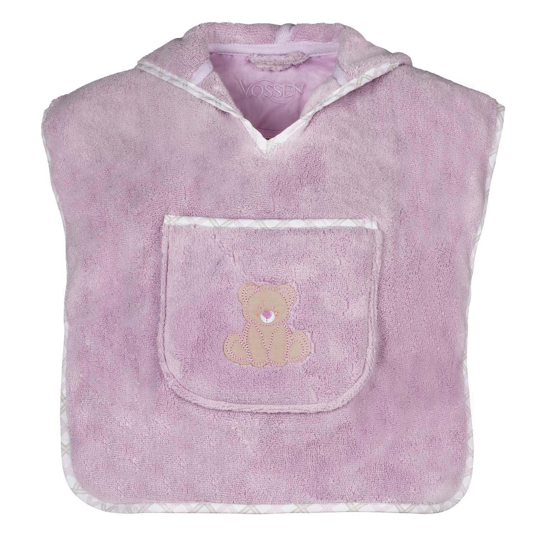 Vossen Poncho Teddy 318 lavender