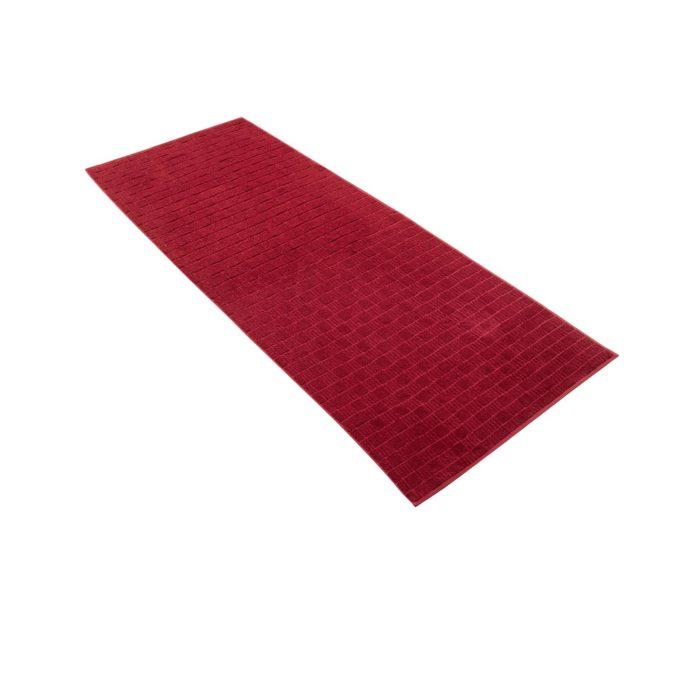 Vossen ręcznik Talis 390 rubin