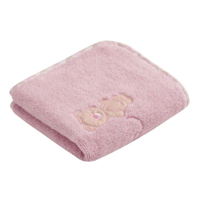 Vossen Ręcznik Teddy 318 lavender
