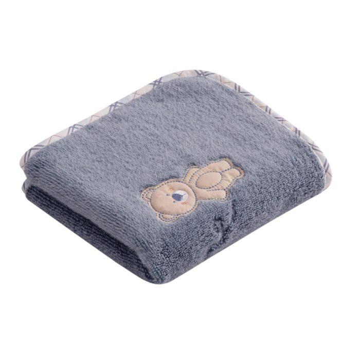 Vossen Ręcznik Teddy 444 smoke blue